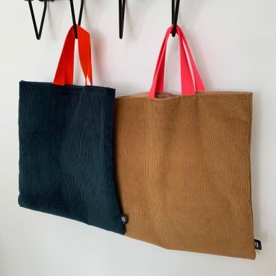 [ano] 헬로아노골덴백 helloano corduroy bag