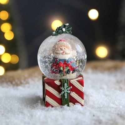 크리스마스 스노우볼 워터볼 S 선물 - 산타클로스B - 막스(MARKS
