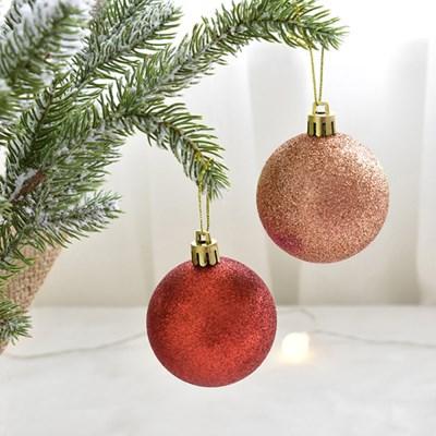 인블룸 크리스마스 장식볼 36개 세트_(2214723)