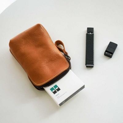 nraw 가죽 담배 파우치(210BP)
