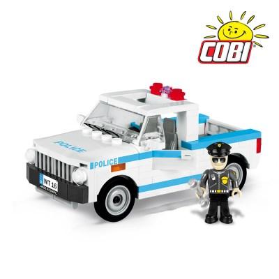 코비 COBI 액션타운 경찰차 1546_(1625153)