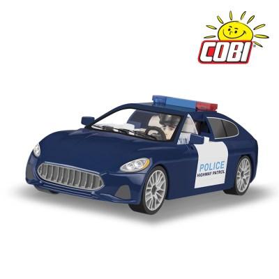 코비 COBI 액션타운 고속도로 순찰차 1548_(1625152)