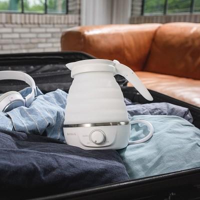 코슬리 크럼플 SN-3601W 휴대용 여행용 전기포트