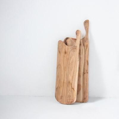 [모노뜨] 시리 원목 트레이 45cm