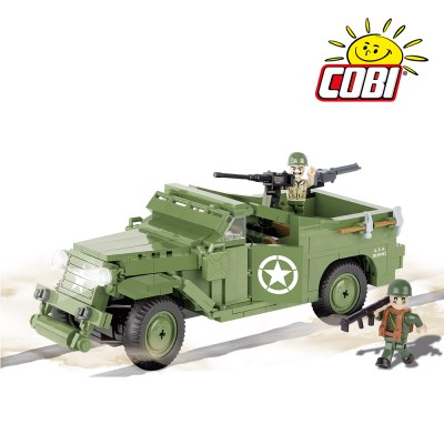 코비 COBI 미국 정찰 차량 M3 2368_(1625808)