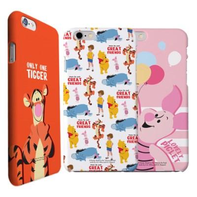 아이폰11 pro max 곰돌이푸 비비드 슬림하드케이스