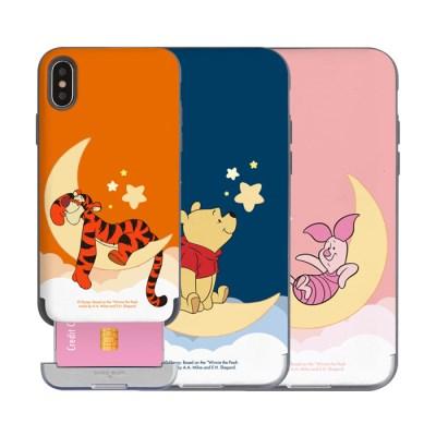 아이폰11 pro 곰돌이푸 문문 카드슬롯케이스