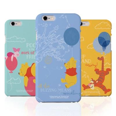 아이폰11 디즈니 곰돌이푸 벌룬 슬림하드케이스