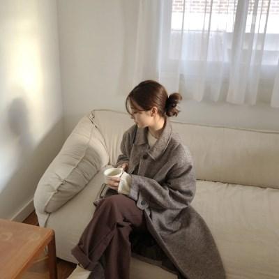 켄헤링본 coat (2color)