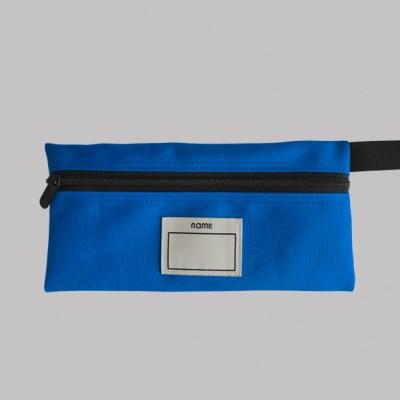 PENCIL CASE (BLUE)