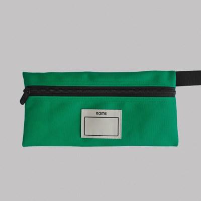 PENCIL CASE (GREEN)