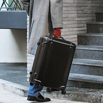 TRAVEL MATE x siffler TSA 기내용 20형 여행가방