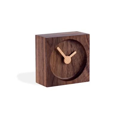 월넛 CLOCK-TWO