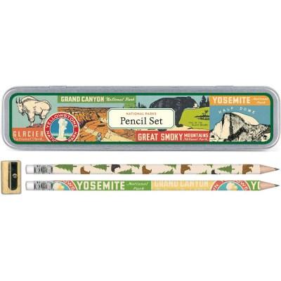 카발리니 연필케이스 세트 - 내셔널파크