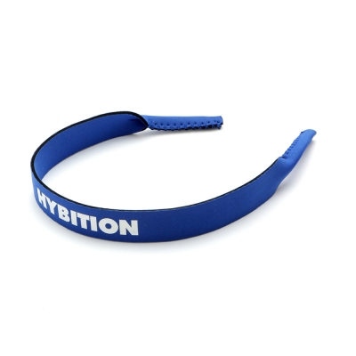Neoprene Eyewear Strap Blue