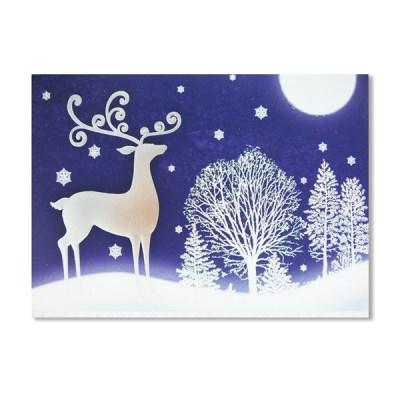 홀마크 크리스마스 카드-XPX2624
