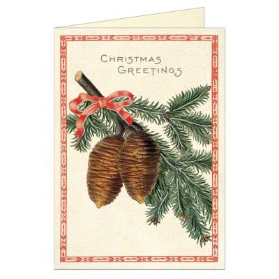 카발리니 크리스마스카드 - Christmas Pine
