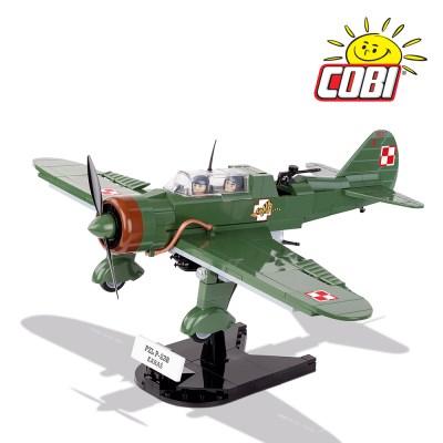 코비 COBI 폴란드 전투기 PZL P.23B 카라스 5522_(1626000)