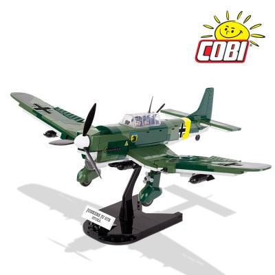 코비 COBI 미국 폭격기 슈투카 JU-87B 5521_(1626006)