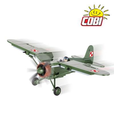 코비 COBI 폴란드 전투기 PZL P11C 5516_(1626393)
