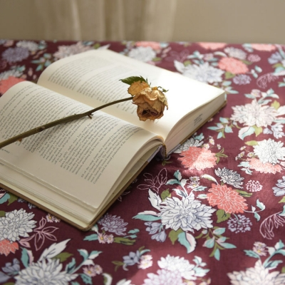 [Fabric] 달리아 린넨 The Queen of the Garden Dahila Linen
