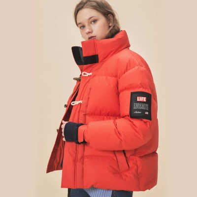 LIFE DUFFLE DOWN JACKET_RED_(1483115)