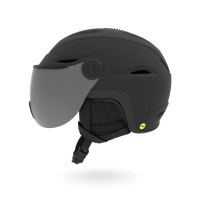 VUE MIPS (아시안핏) 보드스키 헬멧 - MATTE BLACK
