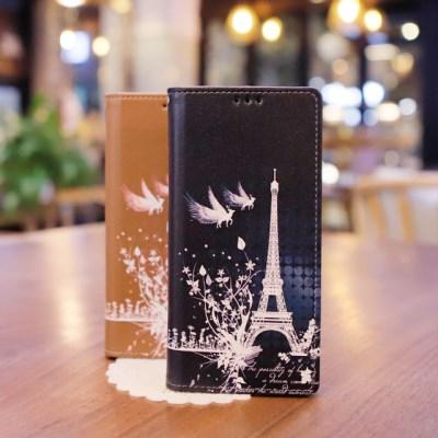 갤럭시A7 2018 (A750) Ventosa-Eiffel2 지갑 다이어리 케이스
