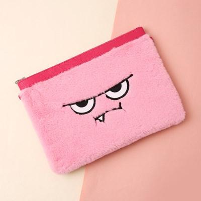 몬스터 클러치 핑크