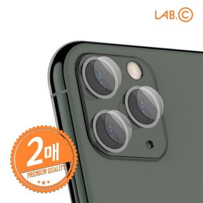 랩씨 아이폰11 프로/맥스 카메라 렌즈 강화유리필름_(3311520)