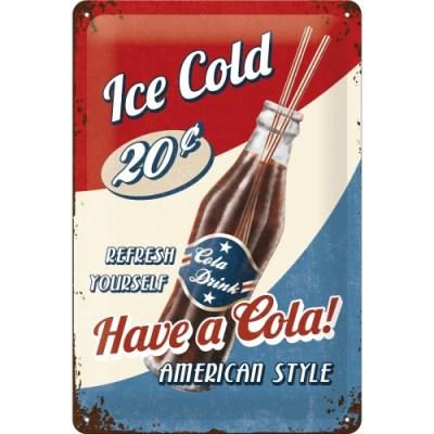 노스텔직아트[22172] Have a Cola!