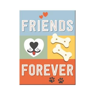 노스텔직아트[14381] PfotenSchild - Friends Forever