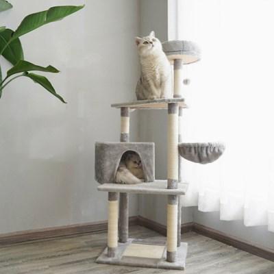 캣타워 고양이집 하우스 캣트리 DIY 5단_(2442685)
