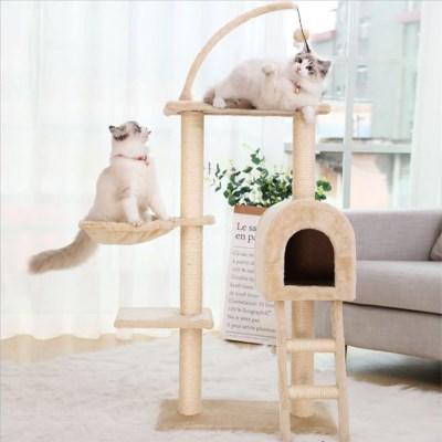 캣타워 고양이집 하우스 캣트리 DIY 5단_(2442682)