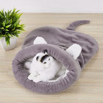 고양이집 하우스 쿠션 방석 CT-7786 터널_(2442276)