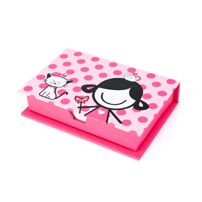 [스머크] PRINCESS TARA - MINI NOTEPAPER BOX (KSSM066)