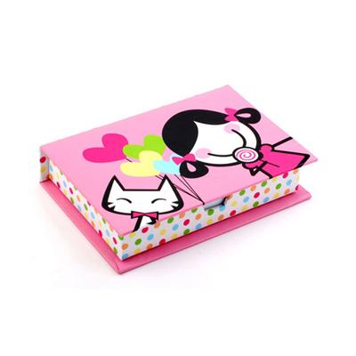 [스머크] TARA LOLLIPOP - MINI NOTEPAPER BOX (KSSM055)