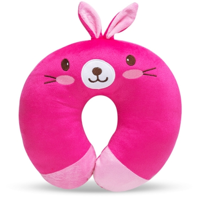 인트래블 극세사 목베개 토끼 NO.0006