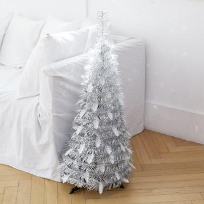 지음 3초만에 만드는 크리스마스트리[트윙클 트리 실버 90cm)