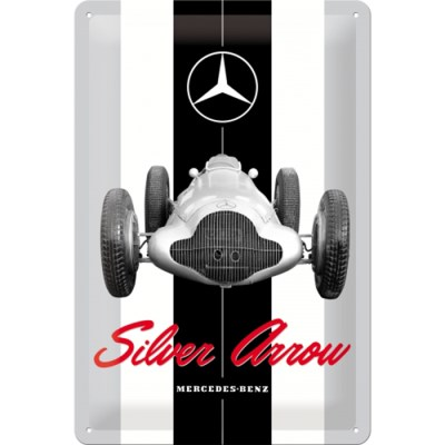 노스텔직아트[22275] Mercedes-Benz - Silver Arrow