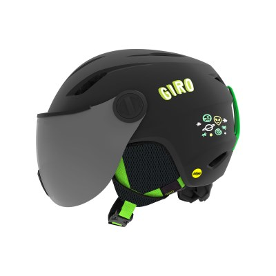 BUZZ MIPS AF아동청소년 보드스키 헬멧MT BK BR GR AL