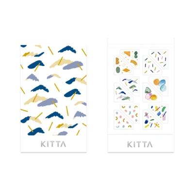 [KITTA seal] 포켓형 데코 스티커_KITD016 구슬