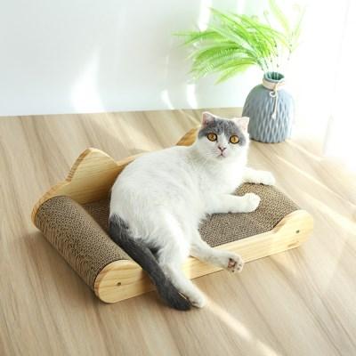 고양이 용품 장난감 스크래쳐 방석 CT-7789 솔리드_(2443117)