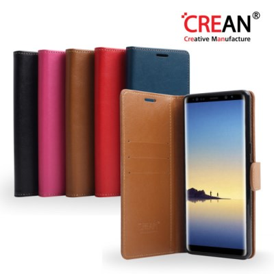 크레앙 슬릭 아이폰11 프로 다이어리 케이스_(1615843)