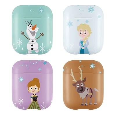 디즈니 겨울왕국 큐티 에어팟 하드케이스 4종_(58065)