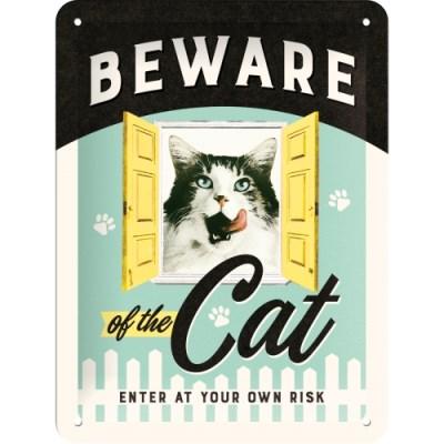 노스텔직아트[26208] Beware of the Cat