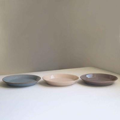바인 접시 중(3color)
