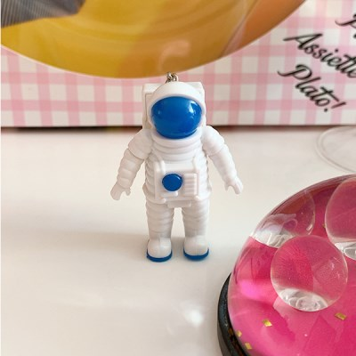 Space Man Light Key ring 우주인키링