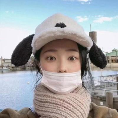 도타 퍼 귀여운 토끼귀 볼캡 모자_(2289580)
