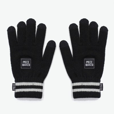 OG ST SMART GLOVES (BLACK)_(401041703)